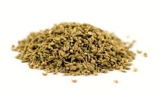 ANISE SEEDS A sweet, aromatic licorice taste, anise seed is high in iron, magnesium, calcium, manganese, zinc, and potassium and copper—minerals essential in turning food into energy. The seeds contain compounds known for their antioxidant, disease preventing and health promoting properties. B-complex vitamins in the anise seed are needed for overall health. Its high levels of riboflavin, pyridoxine, niacin and thiamin are good for the brain, helping to normalize their neuro-chemicals.