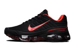 Welcome to our online store to buy Men's UK Nike Air Max 360 KPU TPU Shoes Black/Red Trainers UK Sale . Our shop is the right place for you to choose Nike Air Max Best service,fast delivery and high quality. Air Max 360, Air Max Sneakers, Sneakers Nike, Red Trainers, Nike Outlet, Black Shoes, Nike Air Max, Nike Shoes, Shopping