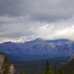 Banff National Park - check!