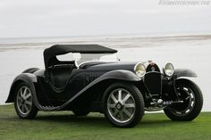 Bugatti Type 55 Roadster (s/n 55231 - 2010 Pebble Beach Concours d'Elegance)  High Resolution Image (7 of 18)