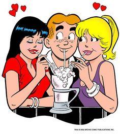 Are You a Betty or a Veronica? MAC Might Just Help You Decide! | emmagem.com