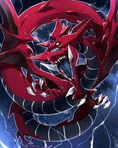 Slifer the Sky Dragon - Yu-Gi-Oh! Desenho Yu Gi Oh, Manga Anime, Anime Art, Yugioh Monsters, Pokemon Pictures, Dragon Art, Anime Comics, Digimon, Geeks