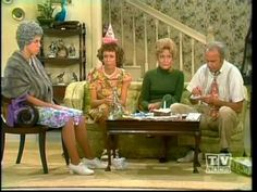 The Carol Burnett Show Mama's Family mama's birthday Betty White