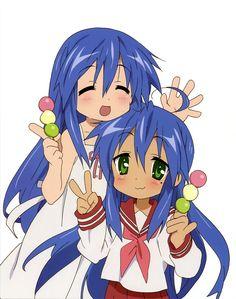 Lucky Star- Izumi Family