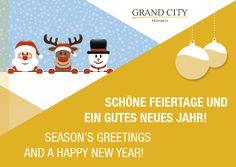 Grand City Property - Weihnachtsüberraschungen für GCP-Mieter - Immobilien - Wohnung mieten Deutschland - Wohnungen deutschlandweit