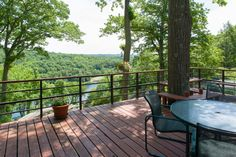 Sit back, relax, and enjoy the stunning view of Wampus Lake from this peaceful patio in Armonk, NY.