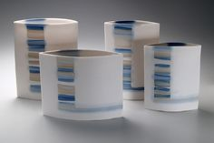 Mollie Bosworth | visualartist.info Ceramic Pottery, Ceramic Art, Pottery Techniques, Hobbies And Crafts, Pattern Design, Projects To Try, Surface, Colours, Patterns