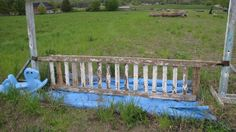 Fast....easy...recylced...homemade cross country jumps (pics) #7