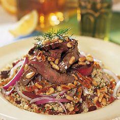 Marokkanisches Rindfleischgericht