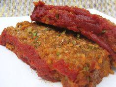 #vegan meatloaf