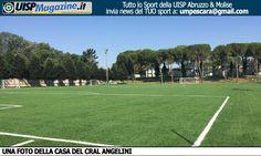 CALCIOMERCATO 16 | Il CRAL Angelini presenta la Sua Nuova Casa