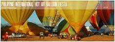 FB Cover: Phil Hot Air Balloon Fiesta  http://www.byahilo.com/2012/09/26/philippine-international-hot-air-balloon-fiesta-2013/