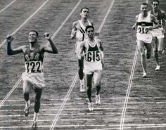 1964 - Billy Mills - Summer Olympics - Tokyo - Beats Gammoudi and Clarke to set new Olympic record in the 10,000 meter - Beats his personal best by 50 seconds - 28:24.4