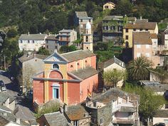 Region du Capicorsu -  - Nonza Église Santa-Giulia