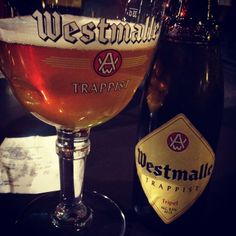 Westmalle Tripel, una cerveza belga trapista extraordinaria