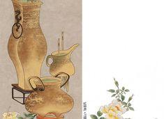 이문성 작가와 함께하는 궁중화조도 그리기 Ⅲ | 월간민화 Stuart Weitzman, Delicate, Asian, Draw, Watercolor Paintings, Asian Cat, Sketches, Painting, To Draw