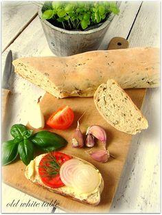 Pieczywo czosnkowe na maślance Dairy, Bread, Baking, Poland, Blog, Live, Bakken, Backen, Bakeries