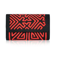 Guage Clutch by Mola Sasa / Spring Summer 2016 Collection