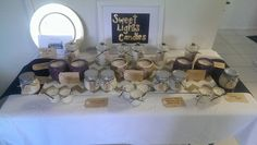 Sweetlights Market Stall Table