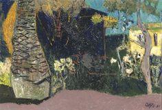 Mediterranean garden  Willem Oepts (DUTCH, 1904-1988)