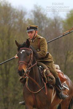 Military Diorama, Arabian Horses, Saddles, Warfare, World War, Wwii, Poland, Adventure, History
