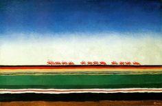 Скачет красная конница (К.С. Малевич)/The Red Cavalry Riding, Kazimir Severinovich Malevich
