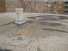 Calgary Roof Repair originally shared:   Calgary Roof Repair. #RoofRepair #Calgary. Our client in SE Calgary called for an assessment on their roof, which was leaking water into the building. Our crew arrived on site and spent half an hour looking underneath the gravel layer to find blistering, but came up emptyhanded. During the search,…Calgary Roof Repair - Google+