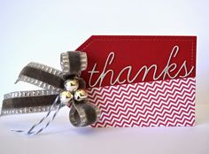 Marybeth's time for paper: Hostess Thank You Tag
