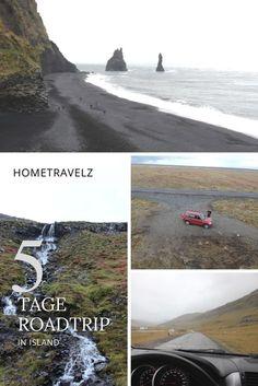 Unser 5 Tages Roadtrip in Island. Von Reykjavik, Saurbaer über Vik zur Glacier Lagoon. Was man in der kürze alle erleben kann, das erfahrt ihr bei uns im Artikel. Roadtrip Island.