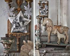 Christmas in Provence ~ e-magDECO: Decorating Magazine
