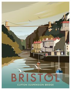 davethompsonillustration.com : Bristol