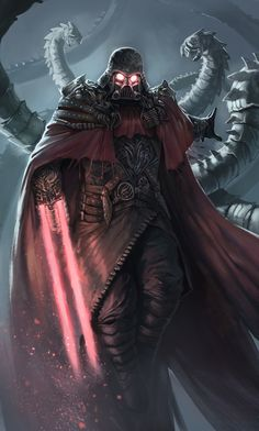 Steampunk Darth Vader by Hazem Ameen