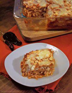 La Cocina de Leslie: Pastel Azteca {She Made / Ella Hace}