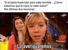 Icarly, Best Memes, Dankest Memes, Spanish Memes, Super Junior, Jikook, I Laughed, Funny Jokes, Haha