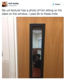 This lecturer who seriously played his students: | 22 Teachers Who Really Out-Teachered Everyone Else