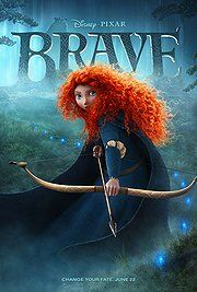 Brave was very good.  Not gonna say it's my favorite Pixar movie, but i liked it a lot.  It's an excellent mommy-daughter movie.  The short at the beginning is probably my favorite short to date now.  La Luna.