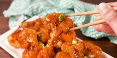 Best Korean Fried Cauliflower Recipe - How to Make Korean Fried Cauliflower