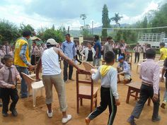 Sindhuli Kamalamai Lions Club (Nepal) | Organized games and cultural activities for children.