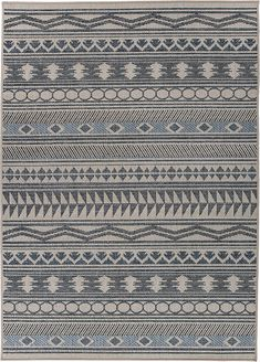 Bahama - World Rug Gallery Bohemian Pattern, Bohemian Rug, Indoor Outdoor Area Rugs, Outdoor Decor, Eclectic Rugs, Cream Area Rug, Home Rugs, Power Loom, Home Decor Styles