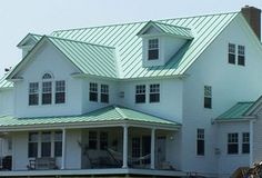 http://www.harborroofingandsiding.com/services/metal-roofing - Metal roofs are a great choice for any home. Especially those in areas that get a lot of precipitation.