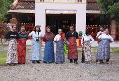 Batik Lasem, Central Java.