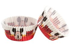Mickey Mouse 50 Cupcake Cases