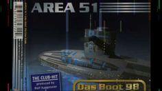 Area 51 - Das Boot 98 | 90s TRANCE