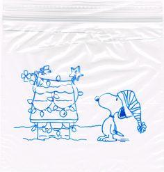 Snoopy & Doghouse
