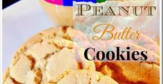 Lou Lou Girls : The BEST Peanut Butter Cookies
