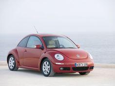 Volkswagen New Beetle Coupe Volkswagen New Beetle, Car Makes, Vw Beetles, Dream Cars, Vehicles, Stuff To Buy, German, Mini, Modern