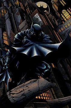 Batman - Finch by ~Pauldew on deviantART
