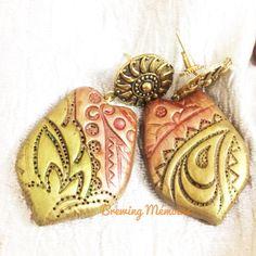 Hyderabad, Polymer Clay Jewelry, Brooch, Instagram, Brooches