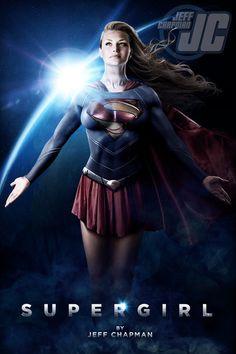 supergirl by jeff-chapman by AhmadMurchad on DeviantArt Jeff Chapman, Comic Book Characters, Comic Book Heroes, Comic Character, Comic Books, Batman Christian Bale, Batman Begins, Marvel Dc, Hq Dc