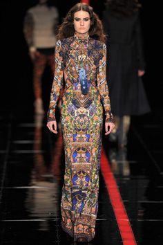 Fashion thangka style